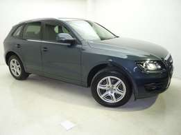 2010 Audi Q5 2.0TDi Quattro Manual Meteor Grey