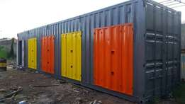 Perfect and Quality Wind,Water Tight 8m,6m and 12m Containers