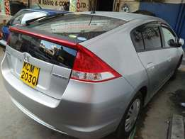 Buy This Neat F/Loaded Silver Honda Insight, 2010. Only Kes 895,000