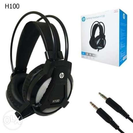 HP Gaming Headset H100