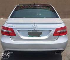 2010 E350 registered with good condition for sale