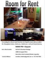 Room to rent - house to share - Jukskei Park