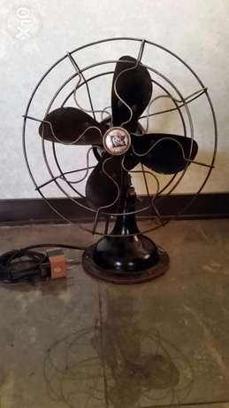 Antique fan 1930 U.S.A collectibles