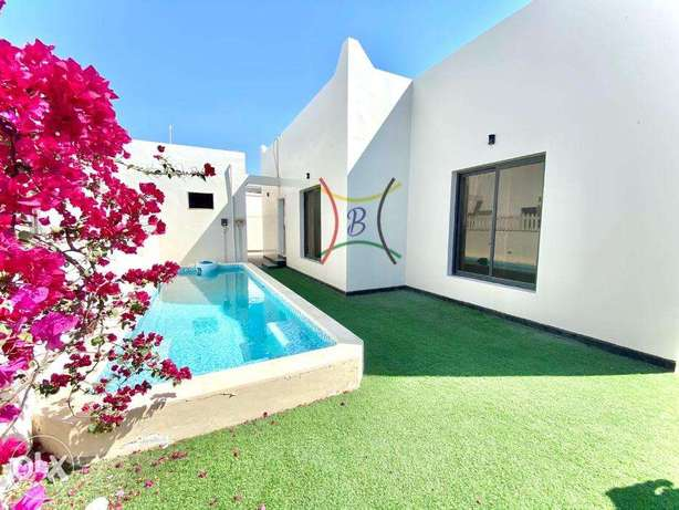 cozy 3 bedroom villa with private pool close to saudi causewa exclusiv