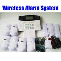 Home security GSM Alarm.