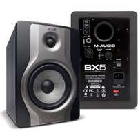 "M-Audio BX5 Carbon Active 5"" Studio Monitor Speaker"