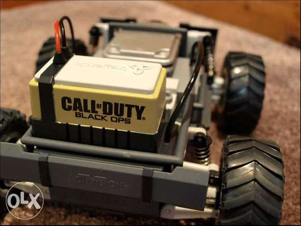 XBOX 360 Call Of Duty. Black Ops + RC - Mini camera Surveillance