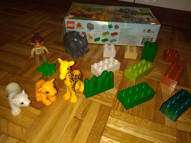 Lego Duplo 4962 Mini Zoo Lego Ville Warszawa Praga Południe Olxpl