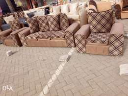 Comfortable five seater