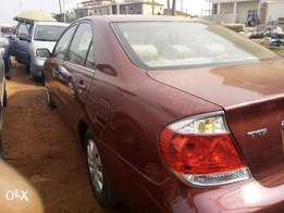 Accident free Toyota Camry 06 available for sale.