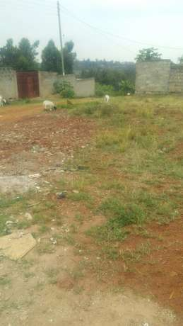 Own a land in Juja - 1/8 acre Ten min drive way from Thika super highway Thika - image 2