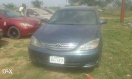 This is a good Toyota Camry for sale