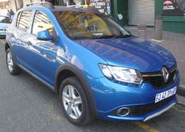 2014 Renault Sandero Stepway 0.9 Turbo,Service Book,Leather Seats, Neg