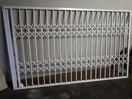 Security gate for window