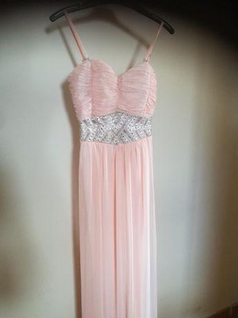 b43255885b Sukienka długa na wesele