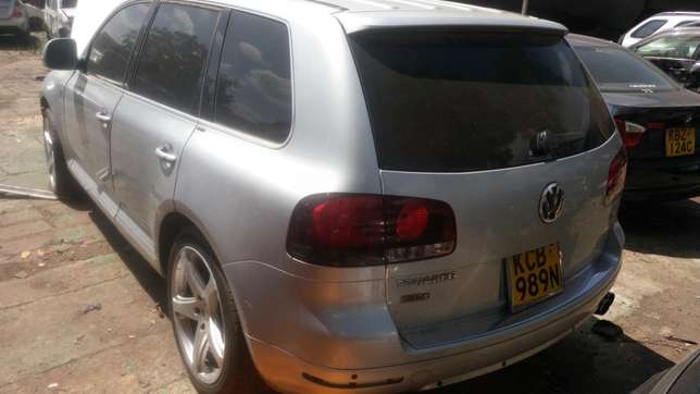Volkswagen Touareg , kCB with damaged front part Industrial Area - image 2