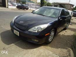 Es330 Lexus 2004 first body