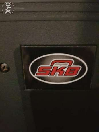 SKB Effects Rack w/Shock Mounts خميس -  4
