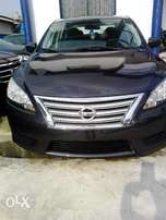 Clean Foreign Used Nissan Sentra(Brown)