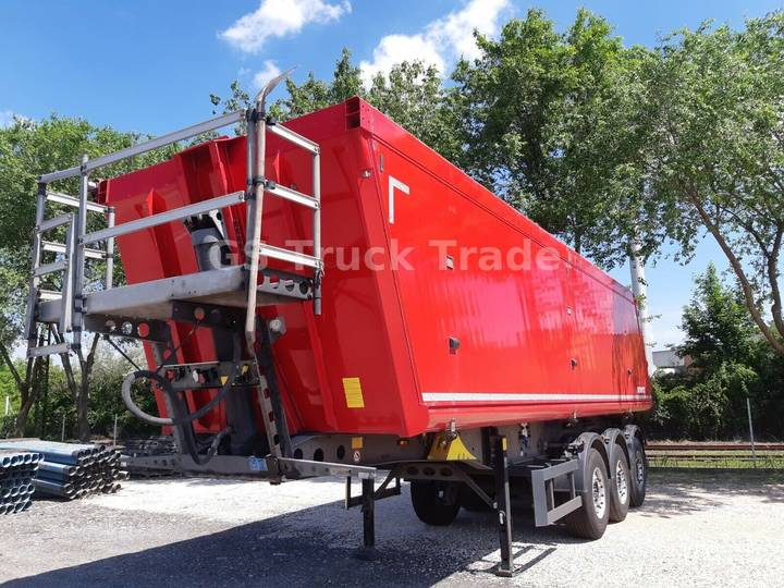 Schmitz Cargobull SGF S3, 40 m3 - 2016