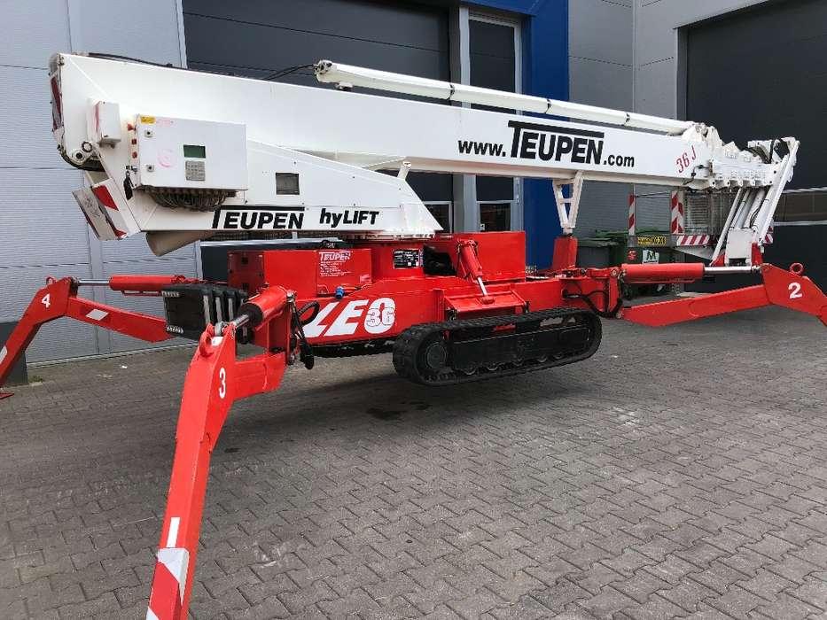 Teupen LEO 36 T Hoogwerker - 2003 - image 13