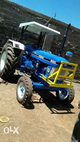 Tractor ford 5610 Elgonview - image 1
