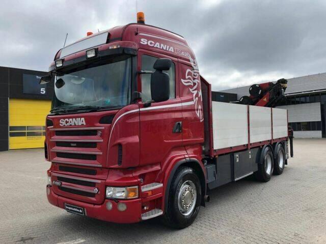 Scania R620 - 2019