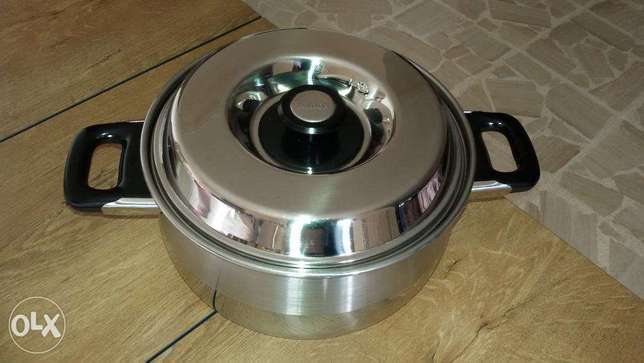 Kinox stainless steel kitchencook
