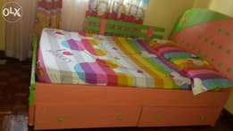 Girl's Bed