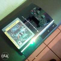 Sony Playstation 3 with game
