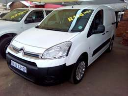 Citroen 1.6i Berlingo from R2399pm*
