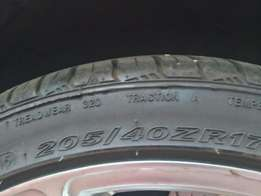 17 inch tyres for sale