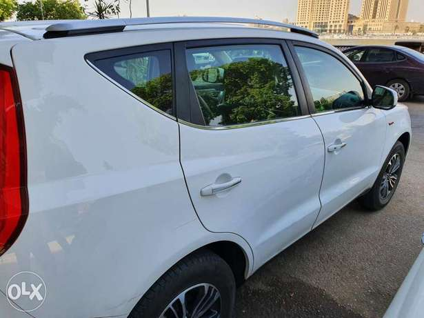 Geely Emegrand x7 2019