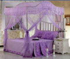 Bed nets with metallic stands. FREE DELIVERY COUNTYWIDE!!