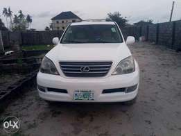 Fearly used Lexus G470 05 with full option