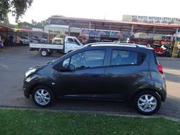 Chevrolet spark 1.2 GlS in good condition