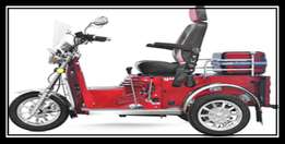 three wheeler disabled tri cycle