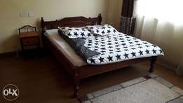 Bed in very good condition