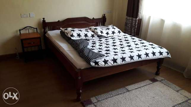 Bed in very good condition Hurlingham - image 1