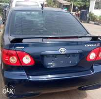 Toyota corolla 2008/ model full padded, Ac chills like snow in Russian