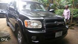 Super clean 2005/2006 Toyota Sequoia for sale