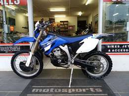 Yamaha WR 250F, WR250F, WR, Enduro, 4 stroke, electric start