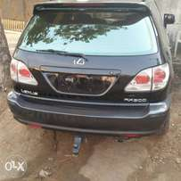 Tokumbo Lexus RX300 01 model with ACCIDENT FREE FIRSTBODY