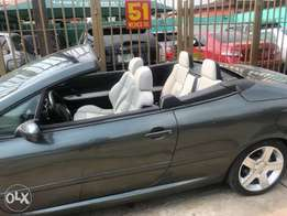 Super neat cheap Tokunbor Peuguot 307 convertible