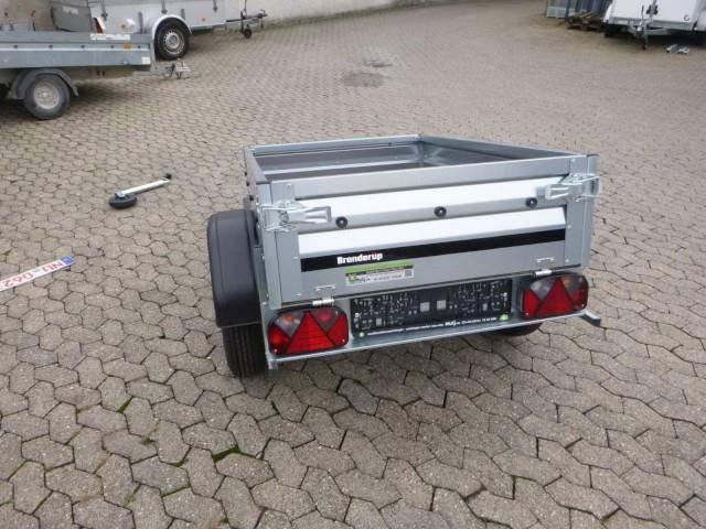 Brenderup Kippi 150, 1150sub 500 Kg, 1440 X 930 X 350 Mm - image 4