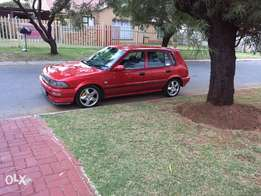Toyota conquest Rsi twincam for sale