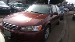 Toyota Camry 2001 Leather Seat