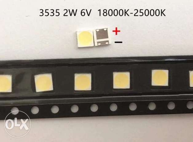 led tv backlight 100 pieces
