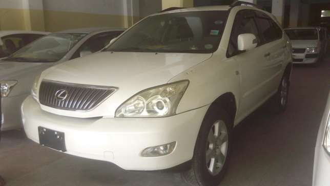Very clean accident free Toyota Harrier On Sale Mombasa Island - image 2