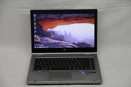 HP Elitebook 8460p: Intel i7 with Solid State Drive. Press & Play